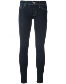 Hudson - Skinny Fit Jeans - Women - Cotton/polyester/spandex/elastane/rayon - 24 afbeelding