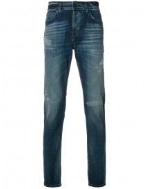 Hudson - Stitch Detail Jeans - Men - Cotton/polyurethane - 36 afbeelding