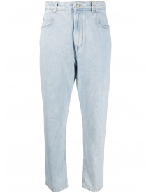 Isabel Marant Étoile Cropped Jeans - Blauw afbeelding