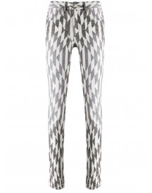 Isabel Marant Étoile Skinny Jeans - Wit afbeelding