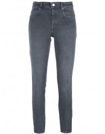 Isabel Marant Étoile - Washed Skinny Jeans - Women - Cotton/polyester/spandex/elastane - 38 afbeelding