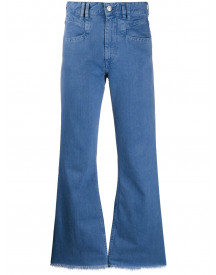 Isabel Marant Flared Jeans - Blauw afbeelding