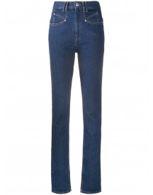 Isabel Marant Skinny Jeans - Blauw afbeelding