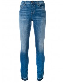 J Brand - Angelic Mid-rise Skinny Jeans - Women - Cotton/polyester/spandex/elastane - 25 afbeelding