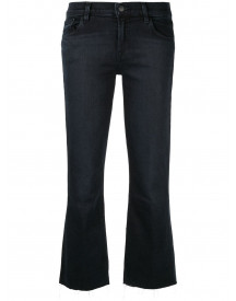 J Brand Bootcut Jeans - Blauw afbeelding