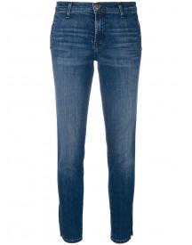 J Brand - Button Detail Skinny Jeans - Women - Cotton/polyurethane - 25 afbeelding