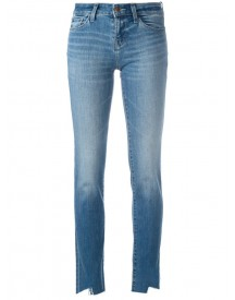 J Brand - Cut-out Detail Jeans - Women - Cotton/spandex/elastane - 25 afbeelding