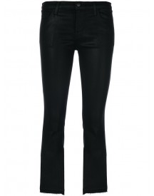 J Brand - Fearless Cropped Jeans - Women - Cotton/nylon/spandex/elastane - 25 afbeelding