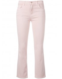 J Brand - Flared Cropped Jeans - Women - Cotton/polyester/polyurethane - 23 afbeelding