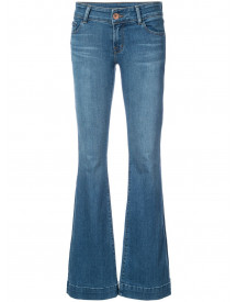 J Brand Flared Jeans - Blauw afbeelding