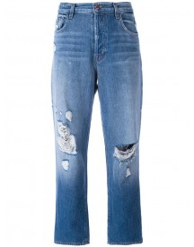 J Brand - Ivy Cropped Jeans - Women - Cotton - 29 afbeelding