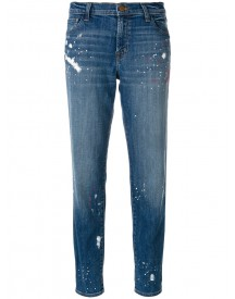 J Brand - Johnny Boy Fit Jeans - Women - Cotton/polyester - 26 afbeelding