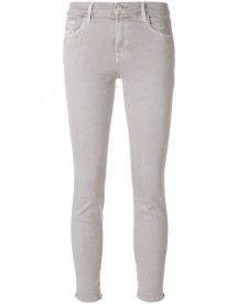 J Brand - Mid Rise Capri Jeans - Women - Cotton/polyester/latex - 28 afbeelding