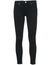 J Brand - Photo Ready Ankle Skinny Jeans - Women - Cotton/polyester/spandex/elastane - 25 afbeelding