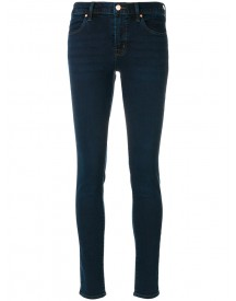 J Brand - Super Skinny Mid Rise Jeans - Women - Cotton/polyurethane - 32 afbeelding