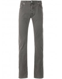Jacob Cohen - Classic Fitted Jeans - Men - Cotton/spandex/elastane - 36 afbeelding