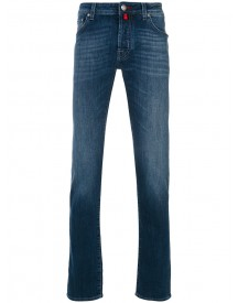 Jacob Cohen - Distressed Jeans - Men - Cotton/polyester/spandex/elastane - 42 afbeelding