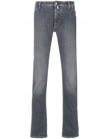 Jacob Cohen - Faded Denim Jeans - Men - Cotton/polyester/spandex/elastane - 38 afbeelding