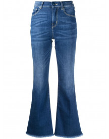 Jacob Cohen Flared Jeans - Blauw afbeelding