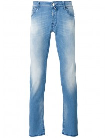 Jacob Cohen - Regular Fit Jeans - Men - Cotton/polyester/spandex/elastane - 34 afbeelding