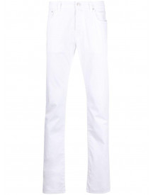 Jacob Cohen Skinny Jeans - Wit afbeelding