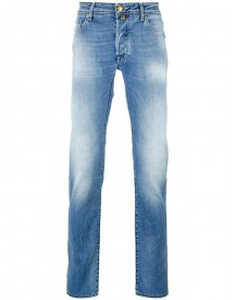 Jacob Cohen - Slim-fit Jeans - Men - Cotton/polyester - 36 afbeelding