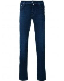 Jacob Cohen - Slim Fit Jeans - Men - Cotton/polyester/spandex/elastane - 31 afbeelding