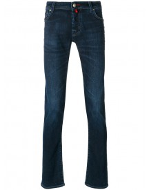 Jacob Cohen - Slim-fit Jeans - Men - Cotton/polyester/spandex/elastane - 31 afbeelding