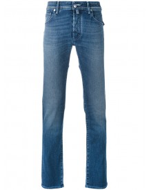 Jacob Cohen - Slim Fit Jeans - Men - Cotton/polyester/spandex/elastane - 36 afbeelding