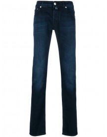 Jacob Cohen - Slim Fit Jeans - Men - Cotton/spandex/elastane - 33 afbeelding
