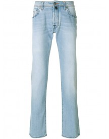 Jacob Cohen - Slim Fit Jeans - Men - Cotton/spandex/elastane - 35 afbeelding