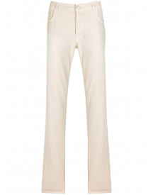Jacob Cohen Slim-fit Jeans - Nude afbeelding