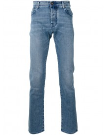 Jacob Cohen - Straight Leg Jeans - Men - Cotton/spandex/elastane - 32 afbeelding