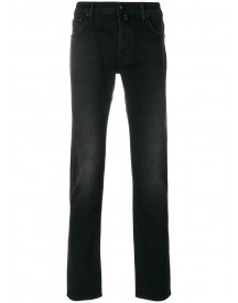 Jacob Cohen - Straight Leg Jeans - Men - Cotton/spandex/elastane - 42 afbeelding