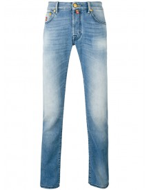 Jacob Cohen - Tailored Slim Fit Jeans - Men - Cotton/spandex/elastane - 34 afbeelding