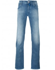 Jacob Cohen - Tapered Jeans - Men - Cotton/polyester/spandex/elastane - 32 afbeelding