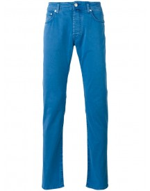 Jacob Cohen - Tapered Jeans - Men - Cotton/spandex/elastane - 36 afbeelding