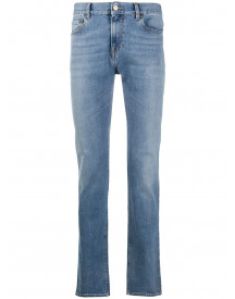 Jeanerica Slim-fit Jeans - Blauw afbeelding