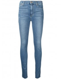 Joe's Jeans - Stonewashed Skinny Jeans - Women - Cotton/polyester/spandex/elastane/lyocell - 28 afbeelding