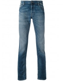 Just Cavalli - Stonewashed Jeans - Men - Cotton/spandex/elastane - 33 afbeelding