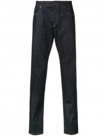 Kent & Curwen - Straight Leg Jeans - Men - Cotton - 52 afbeelding