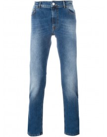 Kenzo - Relaxed Slim-fit Jeans - Men - Cotton/spandex/elastane - 27 afbeelding