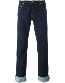 Kenzo - Straight-leg Jeans - Men - Cotton/polyester - 36 afbeelding