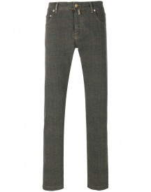 Kiton - Slim Fit Jeans - Men - Cotton/polyester/spandex/elastane/viscose - 32 afbeelding