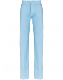 Kiton Stretch Jeans - Blauw afbeelding