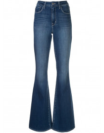L'agence Flared Jeans - Blauw afbeelding