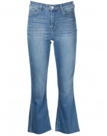 L'agence Kick Flare Jeans - Blauw afbeelding
