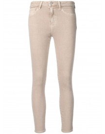 L'agence Skinny Jeans - Nude afbeelding
