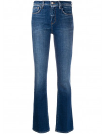 L'agence Straight Jeans - Blauw afbeelding