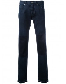Lanvin - Contrast Knee Jeans - Men - Cotton - 30 afbeelding